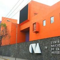 Photo taken at Centro Nacional de las Artes by Itzel Z. on 8/31/2014