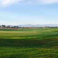 Photo taken at Golf Al Maaden by Jordan C. on 11/21/2013