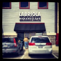 Photo taken at Labriola Bakery & Cafe by Michael L. on 4/20/2013
