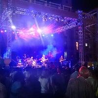 Photo taken at Plaza de la Remonta by Abraham A. on 7/3/2015