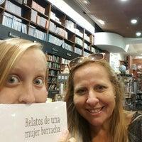 Photo taken at Libreria Antártica by María Inés J. on 3/11/2016