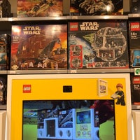 Photo taken at The LEGO Store by Christopher T. on 8/1/2015