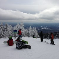 Photo taken at Mount Snow Resort by Lauren on 2/17/2013