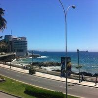 Photo taken at Viña del Mar by Noemi H. on 2/12/2013
