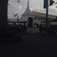 Photo taken at ประตูวิเศษไชยศรี by nariss on 6/22/2015