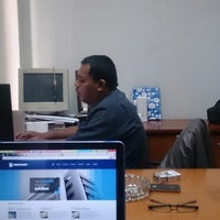 Photo taken at Metrocom Global Solusi (Buncit) by Greet on 9/25/2014