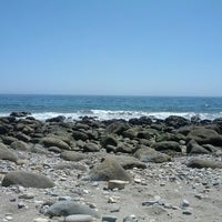 Photo taken at El Capitan State Beach by Andy S. on 4/20/2013