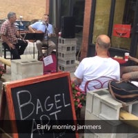 Photo taken at Bagel Art by Andy S. on 8/16/2016