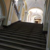 Photo taken at Universitatea Babeș-Bolyai by Paul B. on 5/21/2016