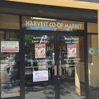 Photo taken at Harvest Co-op Market by Michael P. on 6/1/2016