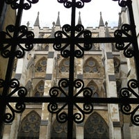 Photo taken at Westminster Abbey by Brandii T. on 12/26/2012