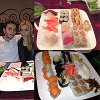 Photo taken at Gen Sushi by Anthony A. on 5/12/2013