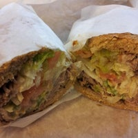 Photo taken at Potbelly Sandwich Shop by Megan S. on 10/6/2012