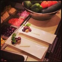 Photo taken at Mezes Kitchen & Wine Bar by Mezes Wine Bar & Greek Kitchen m. on 4/21/2013