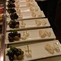 Photo taken at Mezes Kitchen & Wine Bar by Mezes Wine Bar & Greek Kitchen m. on 8/20/2013