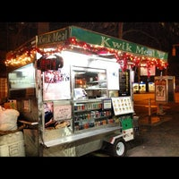 Photo taken at Kwik Meal Cart by ANDRO N. on 12/23/2012