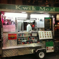 Photo taken at Kwik Meal Cart by ANDRO N. on 11/17/2012