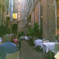 Photo taken at Café & Bar Lurcat by Laura N. on 8/25/2012