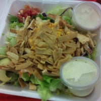 Photo taken at Big Salads by Alfonso R. on 7/24/2012