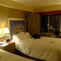Photo taken at Hampton Inn Manhattan-Madison Square Garden Area by Dima S. on 9/29/2012