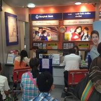 Photo taken at Bangkok Bank by anupup c. on 8/19/2013