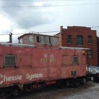 Photo taken at Depot Grille by Elizabeth S. on 9/1/2013