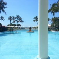 Photo taken at Sheraton Mirage Resort And Spa by Machiel I. on 10/5/2012