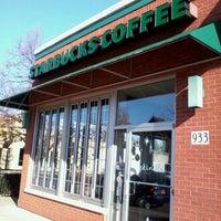 Photo taken at Starbucks by Astoriawinediva on 11/21/2012