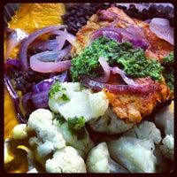 Photo taken at SAS Marketplace Café by Evan K. on 9/14/2012