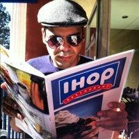 Photo taken at IHOP by Erika D. on 11/11/2012