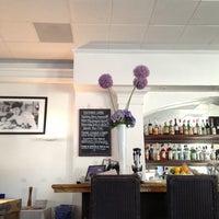 Photo taken at Donato Enoteca Restaurant by Masatoshi T. on 6/20/2013