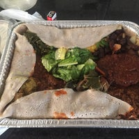 Photo taken at Habesha Market and Carry-out by Jeremy N. on 1/30/2016