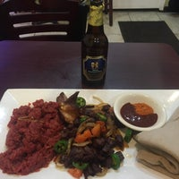 Photo taken at Habesha Market and Carry-out by Jeremy N. on 2/27/2016