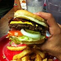 Photo taken at Kellys Big Burger by Dalwin C. on 9/29/2012