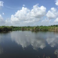 Photo taken at Arthur R. Marshall Loxahatchee National Wildlife Refuge by Timothy M. on 7/19/2015