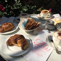 Photo taken at Sissi Pasticceria by Monika D. on 3/13/2015