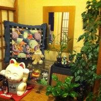 Photo taken at Maneki by Curtis L. on 1/28/2013