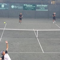 Photo taken at Tennis Club of Rochester by Chris S. on 6/21/2016