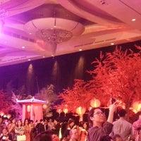 Photo taken at Grand Mutiara Ballroom Ritz Carlton by Ayu H. on 2/26/2015