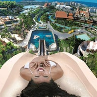 Photo taken at Siam Park by Steven N. on 7/15/2013
