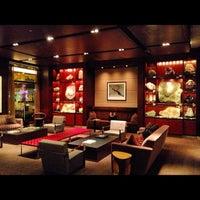 Photo taken at Park Hyatt Chicago by Brian K. on 10/14/2012