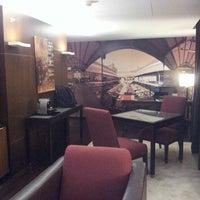 Photo taken at Sheraton Porto Hotel & Spa by António Manuel T. on 6/17/2013