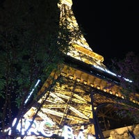 Photo taken at Eiffel Tower by Ricky A. on 3/30/2013