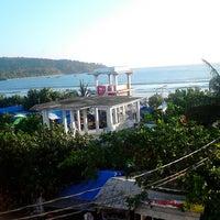 Photo taken at Krisna Beach Hotel by MBélgédés B. on 10/5/2013