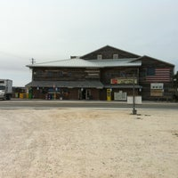 Photo taken at Flora-Bama Lounge, Package, and Oyster Bar by Dan J. on 4/24/2013