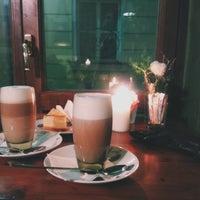 Photo taken at Café Anton by Anna Y. on 12/14/2014