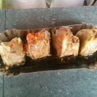 Photo taken at Barog Thai Food by Ian C. on 5/22/2014