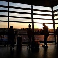 Photo taken at RIX | Terminal D by Darya  B. on 5/24/2013