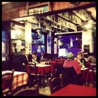 Photo taken at La Trattoria da Tonino by Danila O. on 10/4/2012