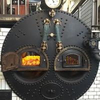 Photo taken at London Museum of Water & Steam by Lauren K. on 7/25/2015
